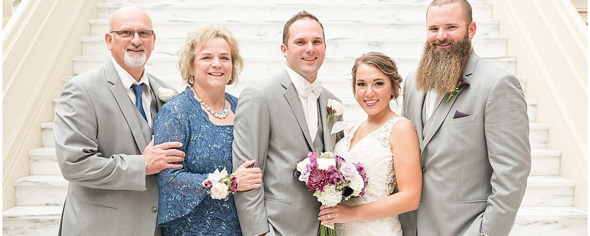 Family Photo Shot List for Your Wedding Day