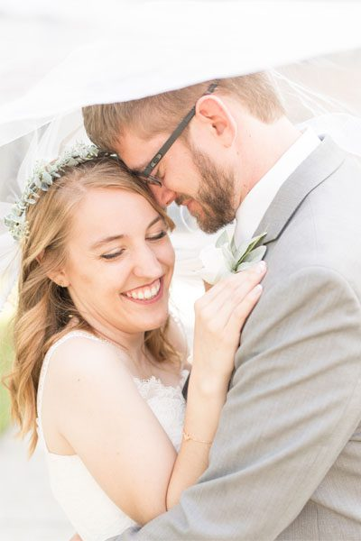 Victoria Rayburn Photography photographed Stephen and Jessica Outcalt's wedding in Lafayette, Indiana.