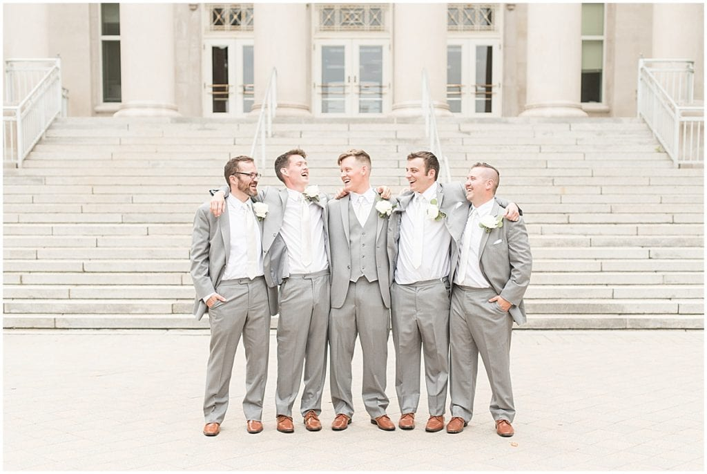 Wedding Photos at Purdue University