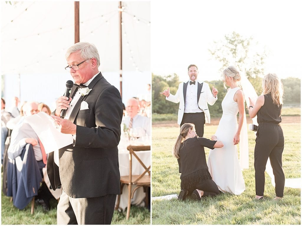 Urban Allure Events and Victoria Rayburn Photography helping a bride