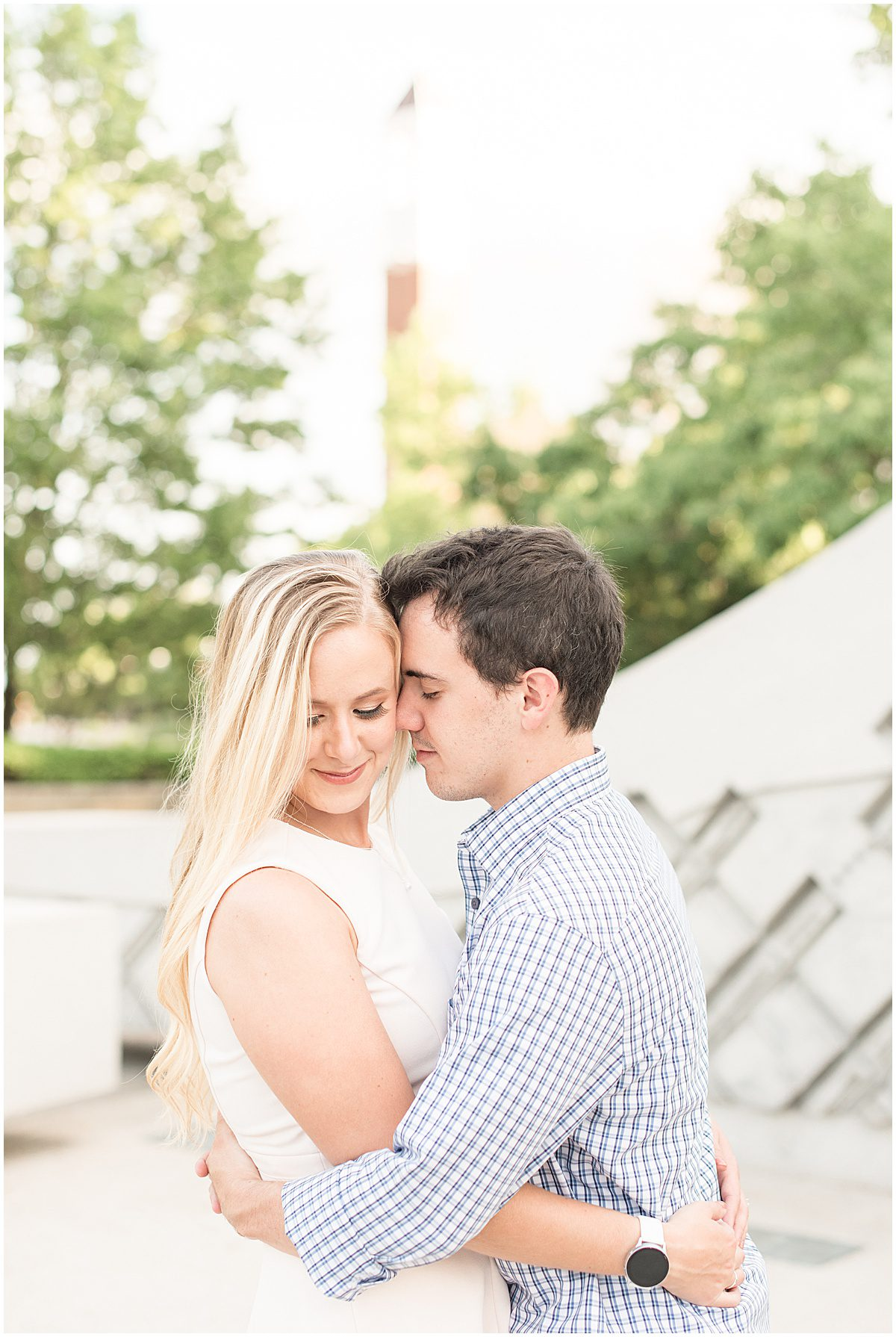 Engagement photos by Victoria Rayburn Photography—a Lafayette, Indiana wedding photographer